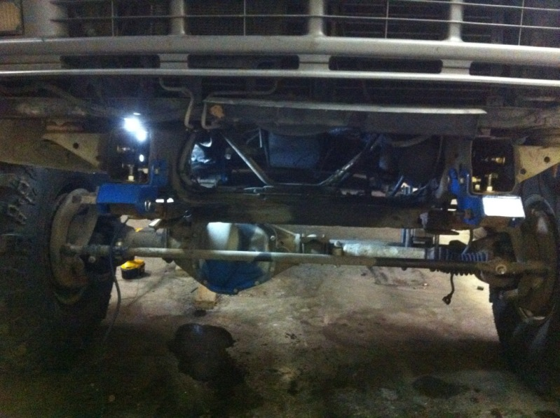 DIY 4x :: Suspension :: SAS Kit 88-98 Chevy