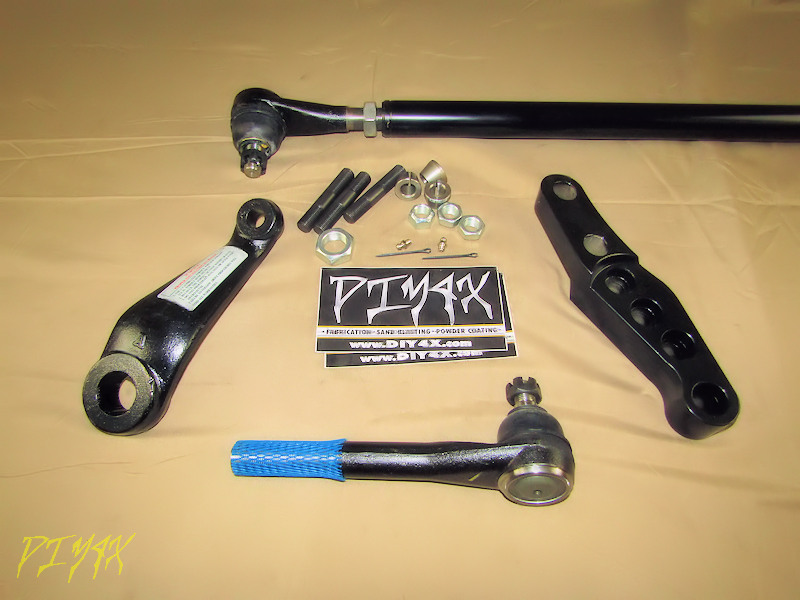 Dana 44/Corp 10 Cross Over Steering kit