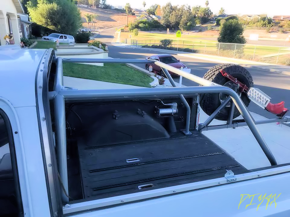 Roll Cage kit - Family bar option
