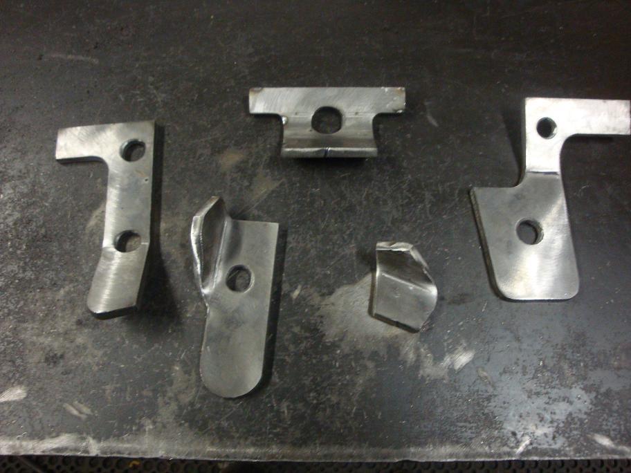 Knuckle reinforcing kit