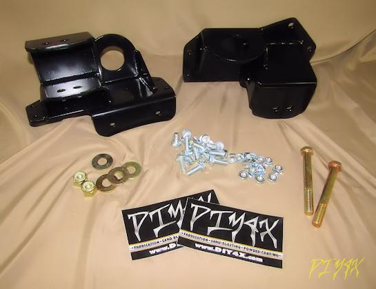 Blazer Long Spring Kit