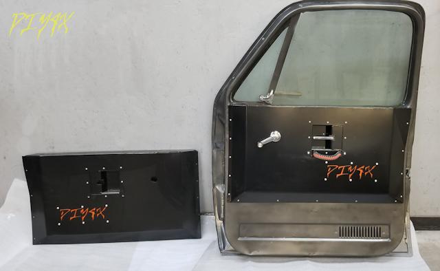 Aluminum Door Panels