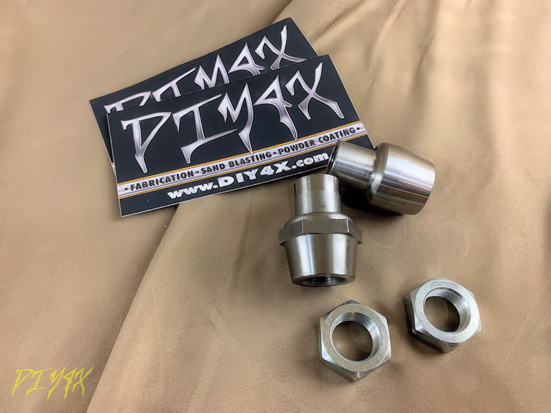 7/8-18 Tube Bung Inserts