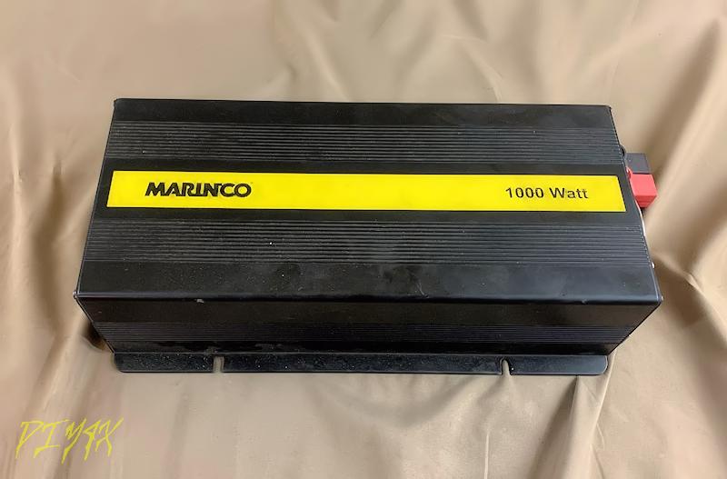 Marinco 1000w Inverter