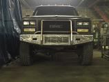 Gauntlet Front Bumper - Sumo
