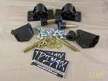 Competition poly Motor mounts