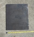 11.5 x 13.5 x .5 AR500 plate