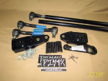 Cross over and high steer complete kits