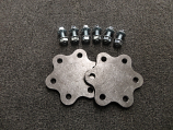 Six Shooter Cage Flange