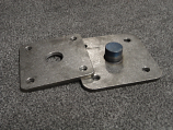 Staked Cage Floor Plates