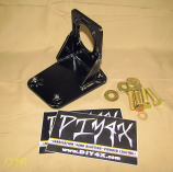 Orbital Frame mount - Satin black powdercoat