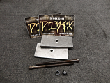 Degreed Axle Shims - 2 pc. set