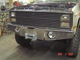 Gauntlet Front Bumper