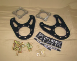 Dana 70 Disc Conversion Kit without rotors